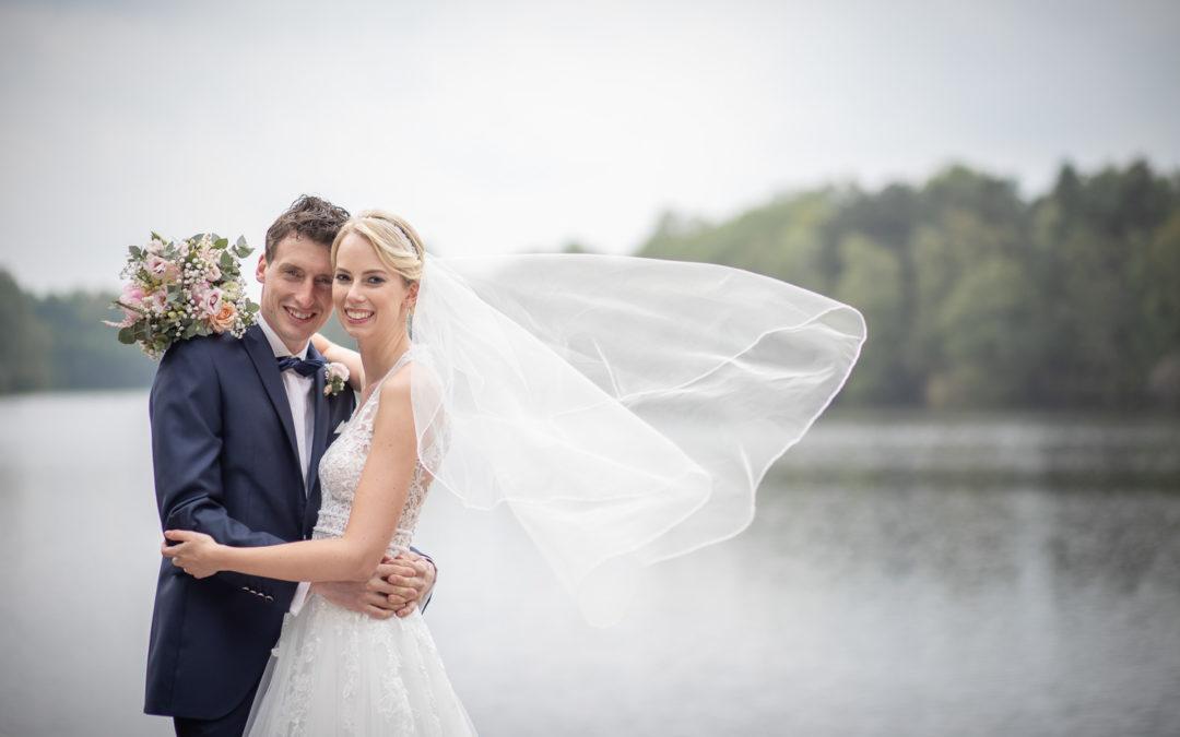 Marina & Patrick – Eine wunderschöne Hochzeit im April